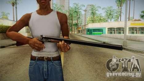 Rifle для GTA San Andreas третий скриншот