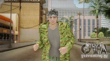 GTA Online DLC Import-Export Male Skin 1 для GTA San Andreas