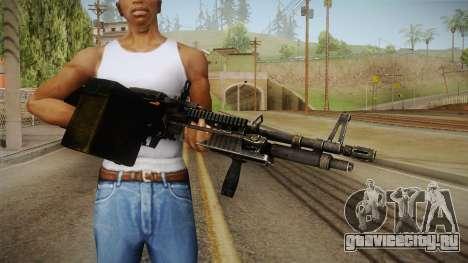 M60 Machine Gun для GTA San Andreas