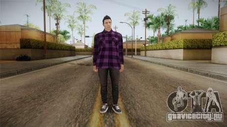 GTA Online - Skin Random 5 для GTA San Andreas второй скриншот
