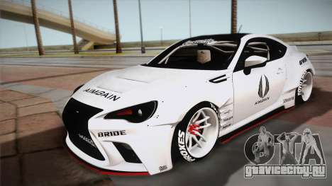 Scion FR-S Aimgain для GTA San Andreas