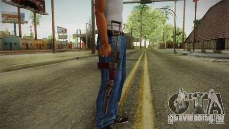 Battlefield 4 - AS Val для GTA San Andreas третий скриншот