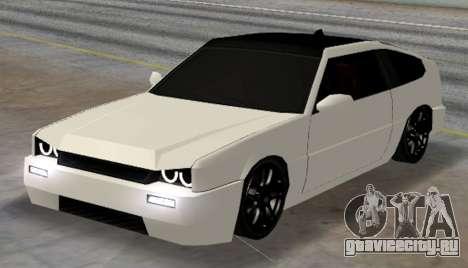 Blista Compact Gybrid для GTA San Andreas
