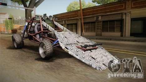 Bandito Ramp Car для GTA San Andreas