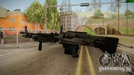 M60 Machine Gun для GTA San Andreas третий скриншот