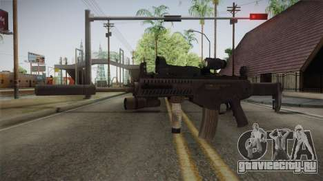 ARX-160 Tactical Elite для GTA San Andreas второй скриншот