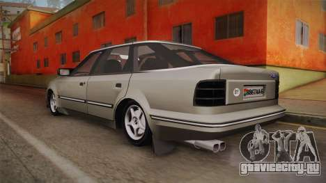 Ford Scorpio Sedan 2.8VR6 GTI для GTA San Andreas вид слева