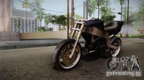 FCR-900 Stunt v1 для GTA San Andreas вид справа
