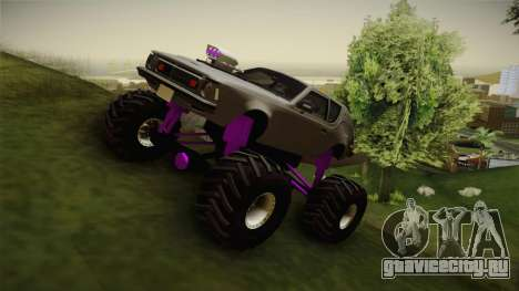 AMC Gremlin X 1973 Monster Truck для GTA San Andreas