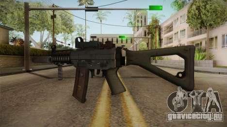 Battlefield 4 - SG 553 для GTA San Andreas третий скриншот