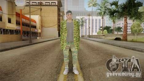 GTA Online DLC Import-Export Male Skin 1 для GTA San Andreas второй скриншот