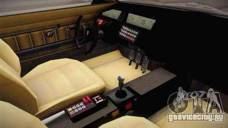 GTA 5 Imponte Ruiner 2000 для GTA San Andreas вид изнутри