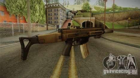 Battlefield 4 - CZ-805 для GTA San Andreas второй скриншот