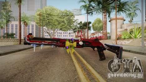 Vindi Xmas Weapon 6 для GTA San Andreas