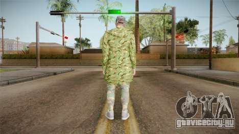 GTA Online DLC Import-Export Male Skin 1 для GTA San Andreas третий скриншот