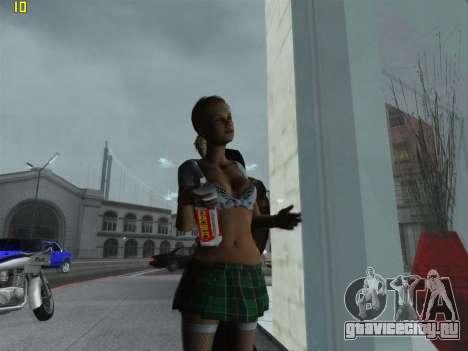Дихлофос для GTA San Andreas третий скриншот