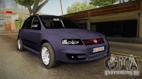 Fiat Stilo для GTA San Andreas
