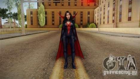 Marvel Future Fight - Satana для GTA San Andreas второй скриншот