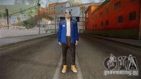 Skin Random GTA Online DLC Import-Export для GTA San Andreas второй скриншот