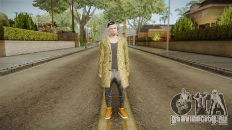 GTA Online DLC Import-Export Male Skin 2 для GTA San Andreas второй скриншот