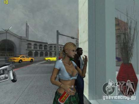 Дихлофос для GTA San Andreas второй скриншот