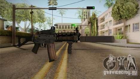 Battlefield 4 - SG 553 для GTA San Andreas второй скриншот