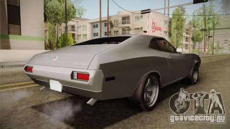 Ford Gran Torino 1972 для GTA San Andreas вид справа