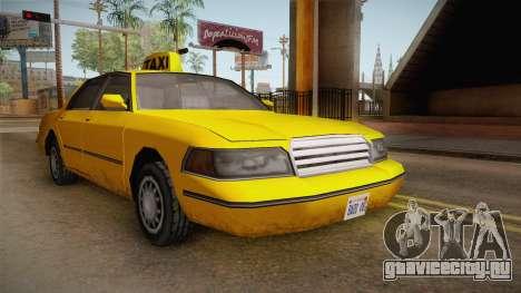 Vapid Stanier 1998 для GTA San Andreas вид справа