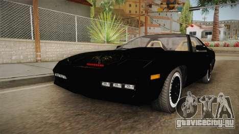 GTA 5 Imponte Ruiner 2000 для GTA San Andreas вид сзади слева