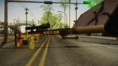 DesertTech Weapon 1 Camo для GTA San Andreas