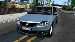 Renault Logan Taxi