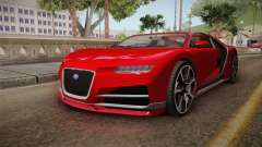 GTA 5 Truffade Nero Cabrio