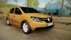 Renault Sandero 2017