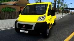 Fiat Ducato Evacuator для GTA San Andreas