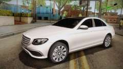 Mercedes-Benz E350e 2016 для GTA San Andreas