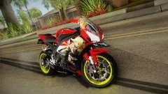 Honda CBR1000RR Yami To Love-Ru Itansha