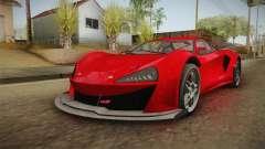 GTA 5 Progen Itali GTB Custom для GTA San Andreas