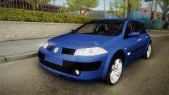 Renault Megane Hatchback Dynamique
