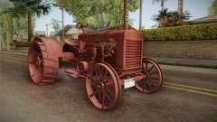 GTA 5 Tractor Worn