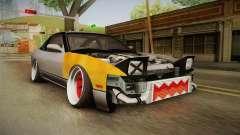 Nissan 240SX Rat Stance для GTA San Andreas