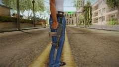 Battlefield 4 - SG 553 для GTA San Andreas