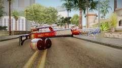 Vindi Xmas Weapon 5 для GTA San Andreas