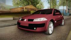 Renault Megane Hatchback v1.1