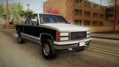 Chevrolet Silverado 1992 для GTA San Andreas