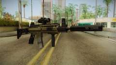 M4 v1 для GTA San Andreas