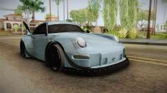 Porsche 993 RWB Rotana для GTA San Andreas