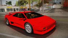 Lamborghini Diablo VT FBI 1995