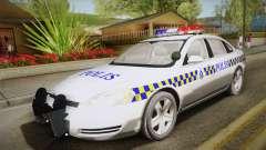 Chevrolet Impala Police Malaysia