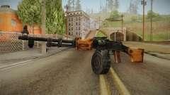 Survarium - RPD для GTA San Andreas