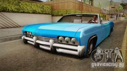 3 New Paintjobs for Blade для GTA San Andreas